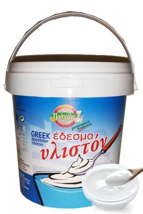 Görög joghurt 1kg/vödör