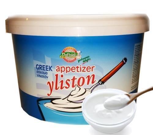 Görög joghurt 5kg/vödör