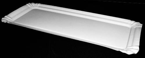 Kis halas papírtálca 32x13cm