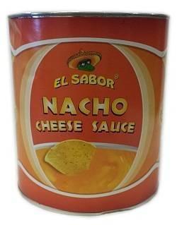 Cheddar sajtszósz El Sabor 3kg