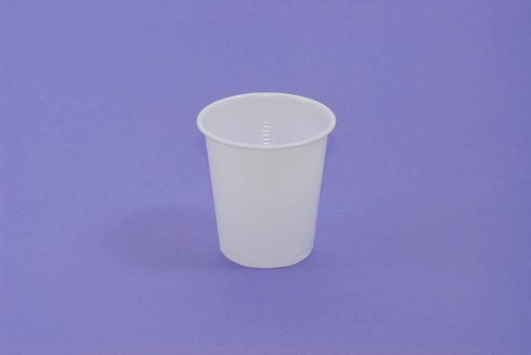 Pohár fehér 1 dl-es