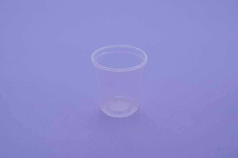 Víztiszta pohár 1 dl.