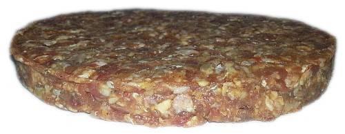 Argentín brutál marha burger 260g/150mm átmérő előrendelésre
