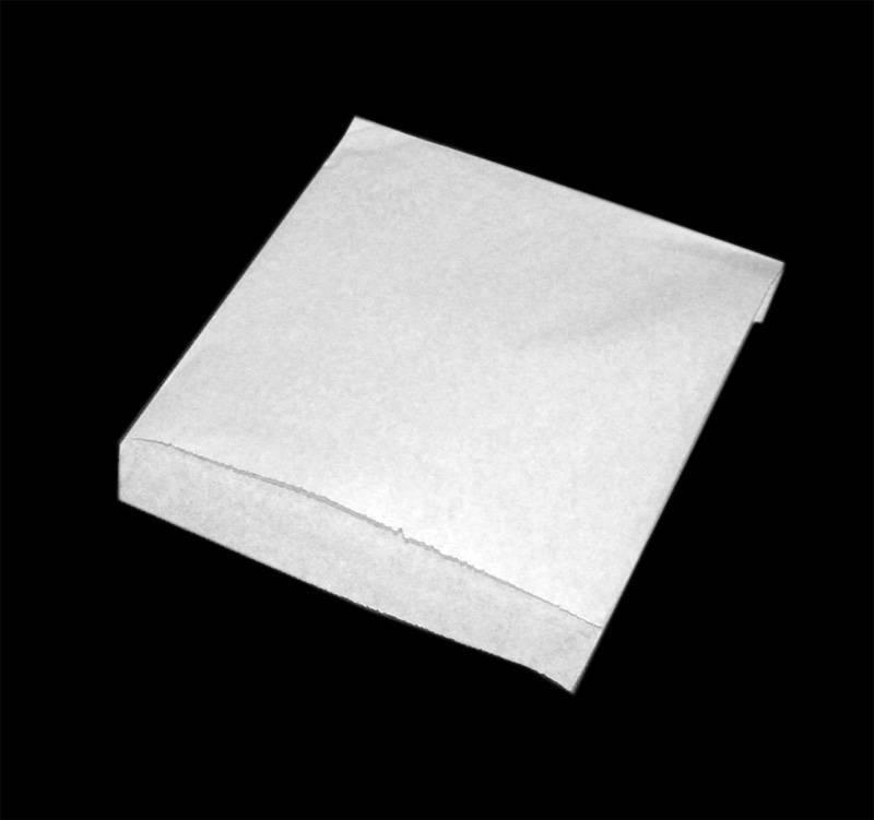 Óriás hamburger tasak papír 20x18 cm