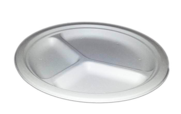 Papír tányér Chinet 26cm 3 részes