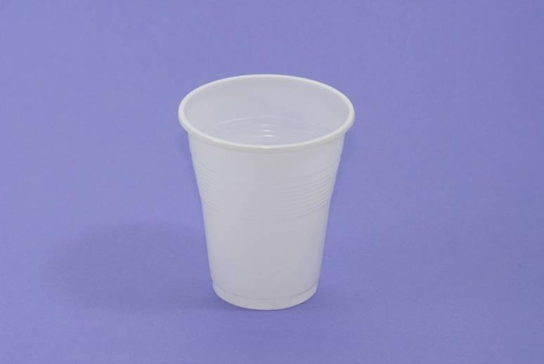 Pohár fehér 1,66 dl-es