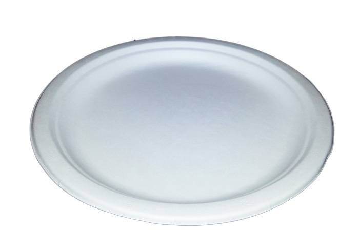 Papír tányér CHINET lapos 26cm