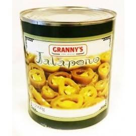 Jalapeno paprika Granny's 2.900g