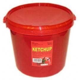 Ketchup vödrös Duvél 5000g