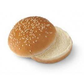 Pesti kicsi szórt hamburger zsemle 55g