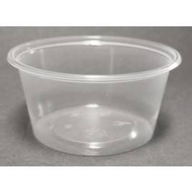 Szószos tálka /víztiszta/ 125ml