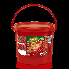 Chili szósz vödrös Yess 2,5kg
