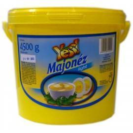 Majonéz Light Yess 4500g.